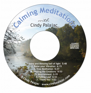 Calming Meditation CD